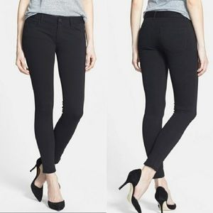 Paige Peg Super Skinny Pants Size 28 Ankle Crop